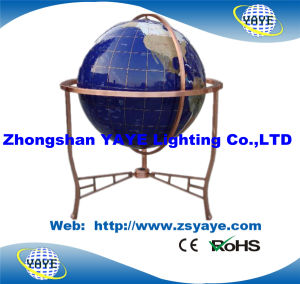 Yaye Good Price & High Quality Gemstone Globe & World Globes & Office Decoration pictures & photos