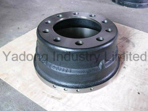 Auto Truck Part Brake Drum 3721ax/61528 pictures & photos