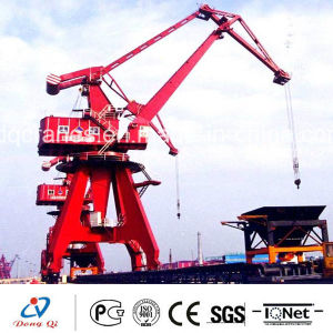 Mobile Harbor Portal Slewing Gantry Crane