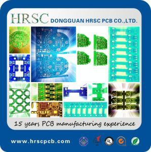 Fr-4 HASL PCB and PCBA Supplier pictures & photos