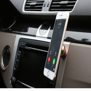 360 Degree Rotating Magnetic Car Phone Holder Safe for Driving pictures & photos