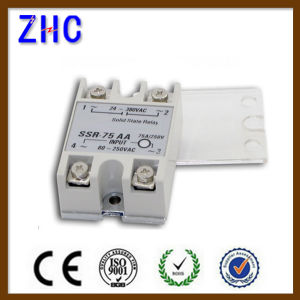 5 AMP to 120 AMP DC to Da, AC to AC, DC to DC SSR Single Phase Solid State Relay pictures & photos
