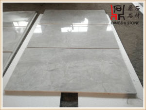 Asher White Marble Tile for Flooring and Wall Tile