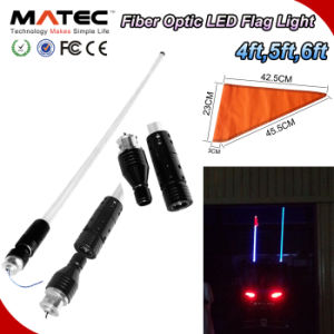2015 New Arrived Whips Light (White, Blue, Red, Green, Orange) Optional Fiber Optic Light LED pictures & photos