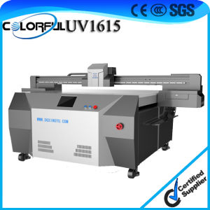 Large Digital UV Glass Printing Machine