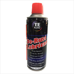 Strong Penetrating Aerosol Cans Antirust Lubricant Oil pictures & photos