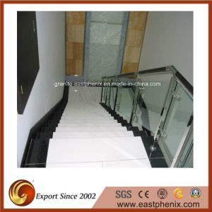 Competitive Price Crystallized Glass Stone Stair pictures & photos
