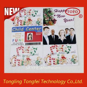 PVC Card for Epson L800 Printer or Canon Printer pictures & photos