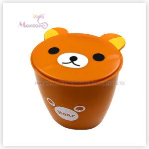 Household Carton Mini Desktop Table Plastic Rubbish Bin Trash Can pictures & photos