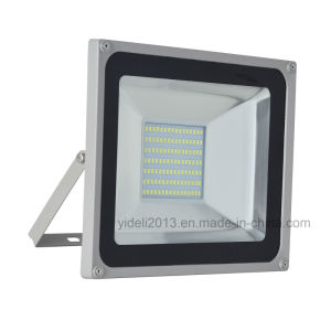 100W Cool White LED SMD Floodlight Outdoor Lamp AC 220V-240V IP65 pictures & photos