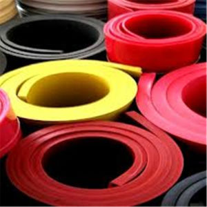 High Temperature Thin Reclaimed SBR Rubber Sheet in Roll pictures & photos