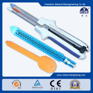 Disposable Linear Cutter Stapler Model a pictures & photos