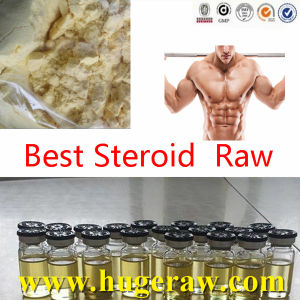(CAS No: 10161-34-9) 99% Purity Raw Steroid Hormone Trenbolone Acetate Tren a pictures & photos