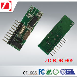 Decoding Function Receiver Board with Adjustable Replay Output pictures & photos