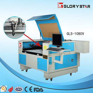 Glorystar GLS-1080V CCD Video Camera Laser Cutting Machine pictures & photos