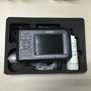 Ce/ISO Certified Portable Plamtop Full Digital Veterinary Ultrasound Scanner pictures & photos