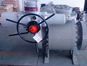 Electric Actuated Stainless Steel Ball Valve pictures & photos