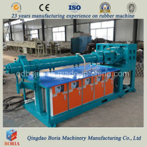 90mm Cold Feed Extruder for NBR/PVC pictures & photos