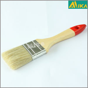 Wood Handle Paint Brush pictures & photos