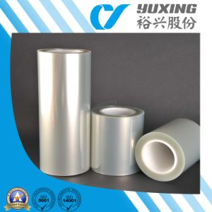 Transparent Plastic Film Roll (CY18T) pictures & photos