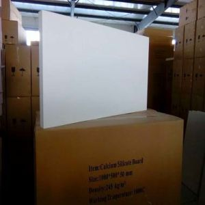 ASTM C533 Calcium Silicate Board 1000c Better Price Than Skomal pictures & photos