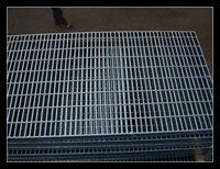 Industrial Platform Use Various Types Steel Gratings pictures & photos