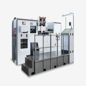 Automatic Foil Stamping and Die-Cutting Machine pictures & photos
