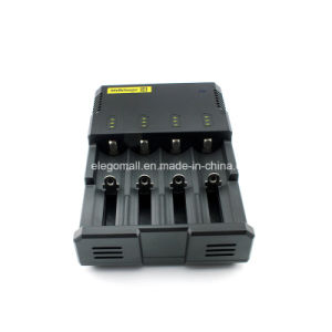 Nitecore Charger High Quality 18350 18650 Battery Charger Nitecore I4 pictures & photos