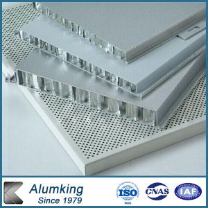 Aluminium Honeycomb Panel/Board for Facades and Roofs pictures & photos