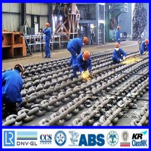 Stud Link Offshore Mooring Chain pictures & photos