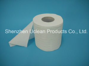 High Quality Soft Pure Virgin Toilet Tissue Paper pictures & photos