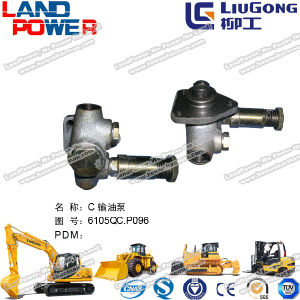 Fuel Delivery Pump/Liugong Excavator Engine Parts pictures & photos