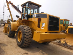 Used Cat Wheel Loader 966g (caterpillar 966G wheel loader) pictures & photos