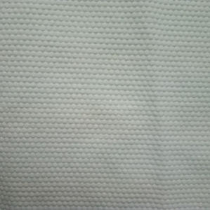Small DOT Spunalce Nonwoven Fabric Cross Lap pictures & photos