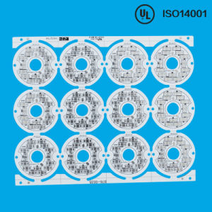 Pushing Mould Aluminum 2.0W/M. K PCB for Car pictures & photos