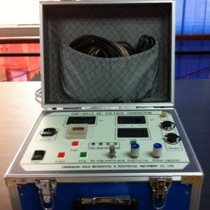 Zgf Series 60kv to 400kv DC High Voltage Hv Hipot Tester for Arrester or Cable pictures & photos