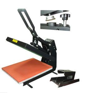 Hot Pressing Printing Heat Press Machine pictures & photos