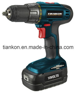 Quality Tools 18V Li-ion Battery Cordless Drill (TKL0120)