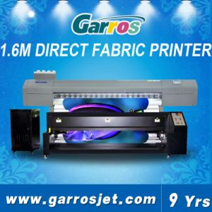 Garros Ajet 1601 Four Colors Direct to Fabric Digital Textile Printer Direct Printing on Fabric pictures & photos
