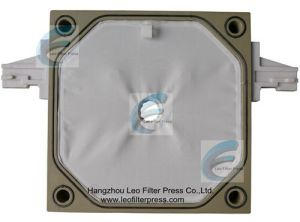 Leo Filter Press Sealing Type Filter Press Filter Cloth pictures & photos