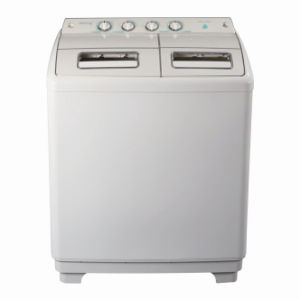 8.5kg Twin-Tub Top-Loading Washing Machine for Qishuai Model XPB85-8529SF pictures & photos