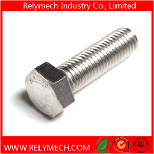 DIN933 Stainless Steel Hex Head Bolt Machine Screw M5-M33 pictures & photos