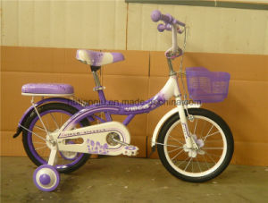 """16"""" New Cheap Four Wheels Bicycle for Children pictures & photos"""