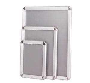 32mm A1, A2, Snap Frame, Classic Photo Frame Stand, Picture Frame Stand for Shop, Mall, Exhibition.