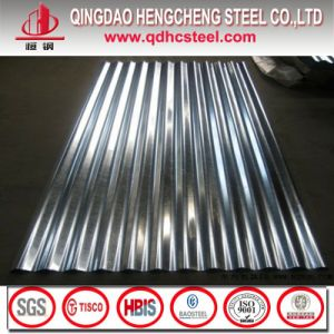 S550gd+Az Corrugated Metal Galvalume Roof Sheet for Building pictures & photos