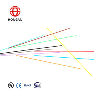 FTTH Indoor 4 Core Optical Fiber Cable pictures & photos