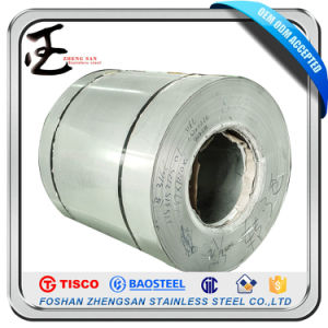 304 Grade Cold Rolled Stainless Steel Coil pictures & photos