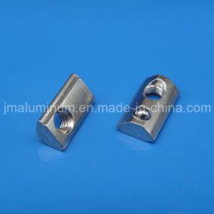 Plating Steel Spring Block Nut for Fixing Aluminum Profile M4 Screw Slot 6mm pictures & photos