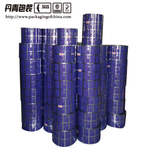 Laminated Fast Food Packaging Roll Film, Snack Packaging Roll Stock pictures & photos