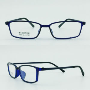 Factory Stock Half Plastic Steel Fashion New Optical Frames Glasses Eyewear pictures & photos
